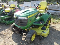Lawn Mower For Sale 2013 John Deere X734 , 25 HP