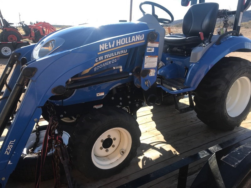 2014 New Holland BOOMER 24 Tractor For Sale