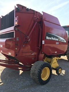 Baler-Round For Sale 2008 New Holland BR780A
