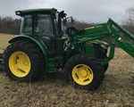 Tractor For Sale2017 John Deere 5100R, 100 HP