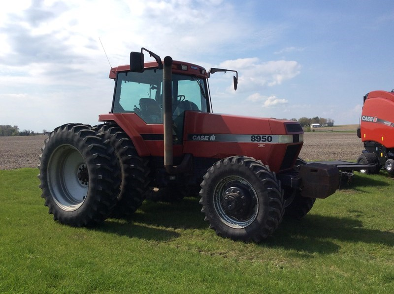1997 Case IH CIH 8950 MAGNUM TRACTOR Tractor For Sale