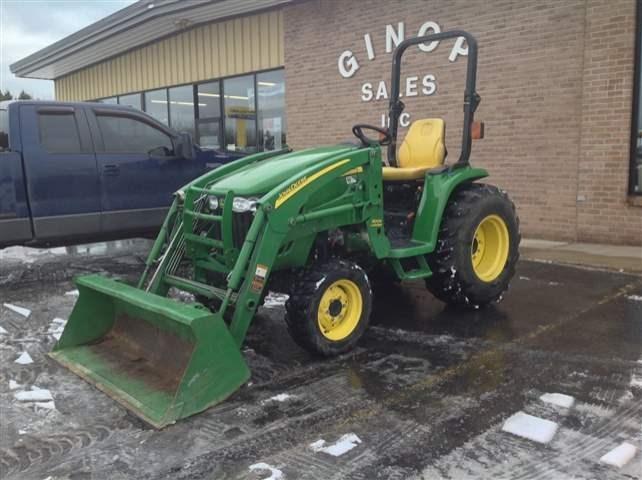 2011 John Deere 3320 Tractor For Sale