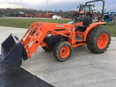 Tractor For Sale 2003 Kubota L3830D , 37 HP