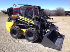 Skid Steer For Sale 2017 New Holland L220-T4B