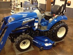 Tractor For Sale 2017 New Holland BOOMER 24