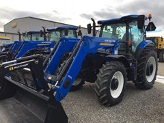 Tractor For Sale 2017 New Holland T7.210 PWR COMM CLASSIC