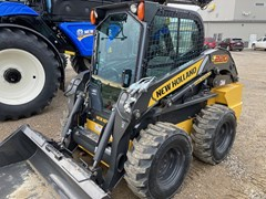 Skid Steer For Sale 2018 New Holland L220-T4B