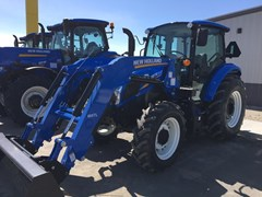 Tractor For Sale 2017 New Holland T4.100:-CAB- North America
