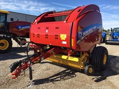 Baler-Round For Sale 2018 New Holland ROLL-BELT 560:-SPECIAL CROP 2.07M