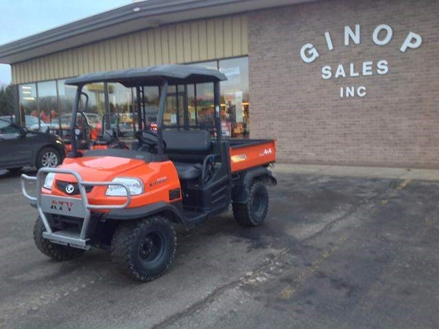 2004 Kubota RTV900W Recreational Vehicle For Sale