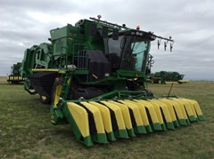 Cotton Stripper For Sale 2016 John Deere CS690