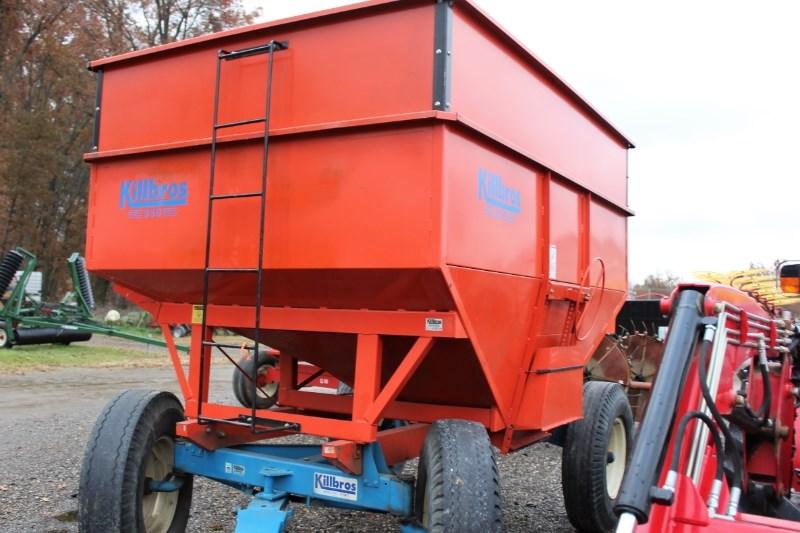 Killbros 350 Gravity Box For Sale