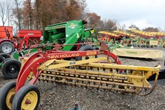 Tedder Rake For Sale New Holland 258