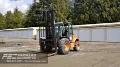 Lift Truck/Fork Lift For Sale 2005 AUSA CH250X4
