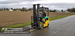 Fork Lift/Lift Truck-Electric For Sale 2014 Komatsu FB25SHU-6