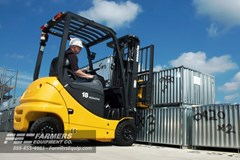 Fork Lift/Lift Truck-Electric For Sale 2015 Komatsu FB18U-12