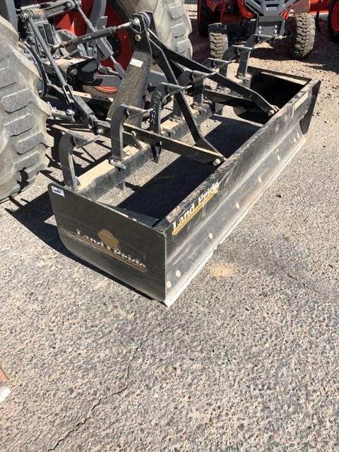 Land Pride BB2572 Scraper-Pull Type