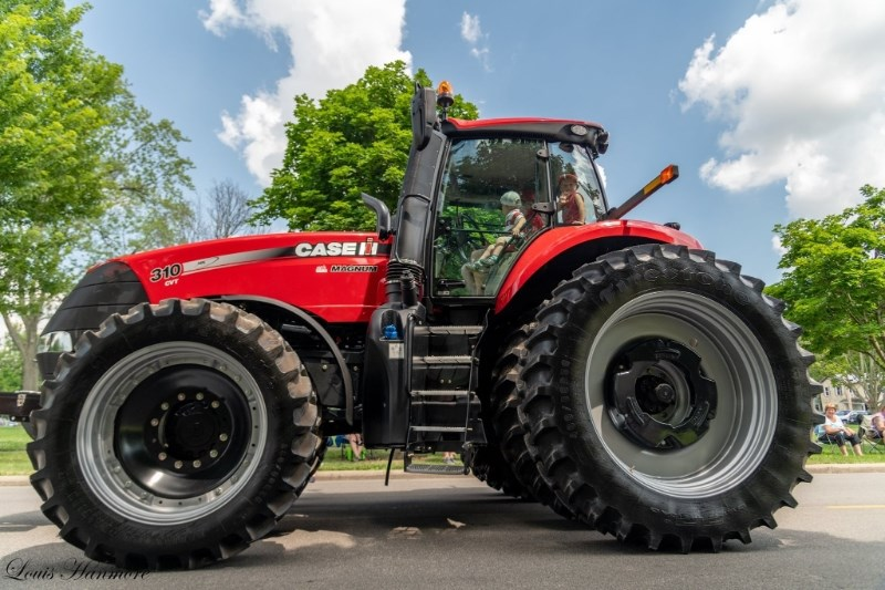2018 Case IH Magnum 310 Tractor For Sale