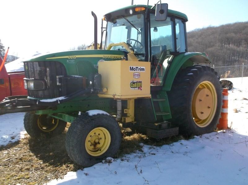 2006 John Deere 6615 Tractor For Sale
