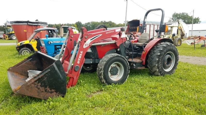 2011 Case IH Farmall 75C Tractor For Sale