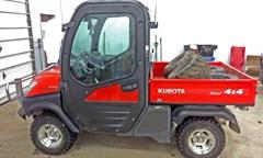 Utility Vehicle For Sale 2008 Kubota RTV1100C
