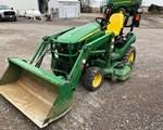 Tractor For Sale2013 John Deere 1025R, 25 HP