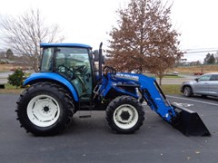 Tractor For Sale 2012 New Holland Powerstar T4.75 , 75 HP