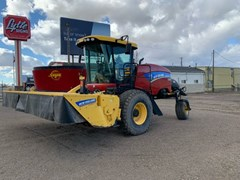 Windrower-Self Propelled For Sale 2016 New Holland SR220 , 220 HP