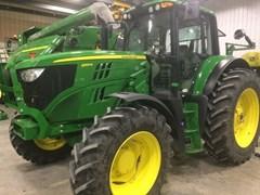 Tractor For Sale 2018 John Deere 6155M , 155 HP