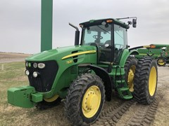 Tractor For Sale 2008 John Deere 7830 , 205 HP