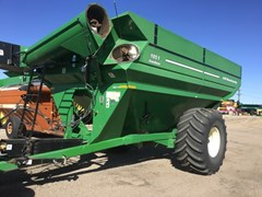 Grain Cart For Sale 2010 J & M 1051-22S