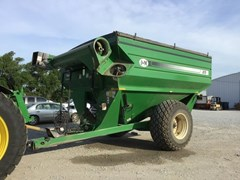 Grain Cart For Sale 2014 J & M 875-18
