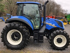 Tractor For Sale 2016 New Holland T5.110 EC , 110 HP
