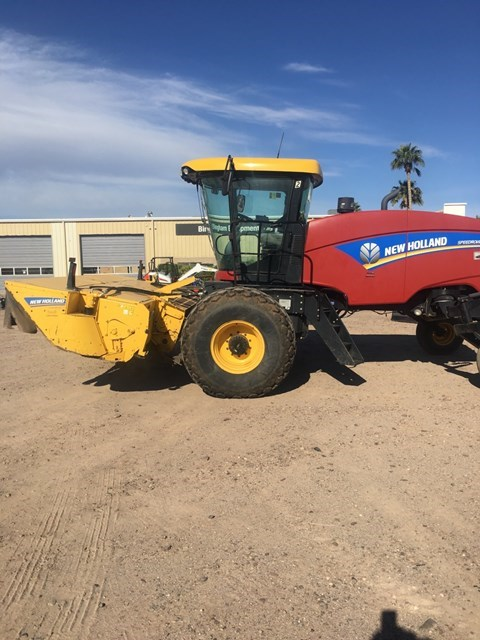 2015 New Holland 220 Windrower-Self Propelled For Sale