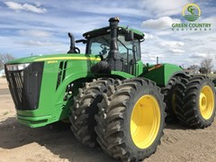 Tractor For Sale 2016 John Deere 9520R