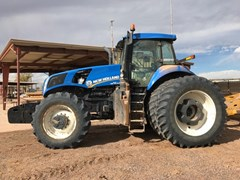 Tractor For Sale:  2014 New Holland T8.380