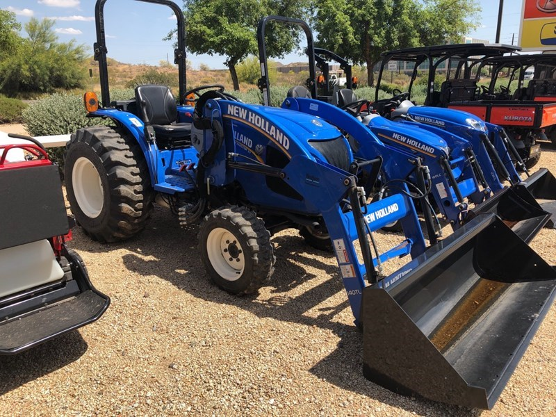 2016 New Holland WM37 Tractor For Sale