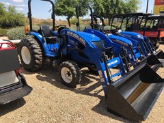 Tractor For Sale:  New Holland WM37