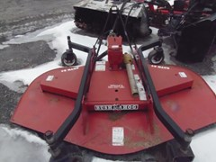 Finishing Mower For Sale Bush Hog RDTH84