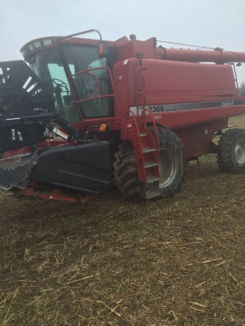 Case IH 2366 Combine For Sale