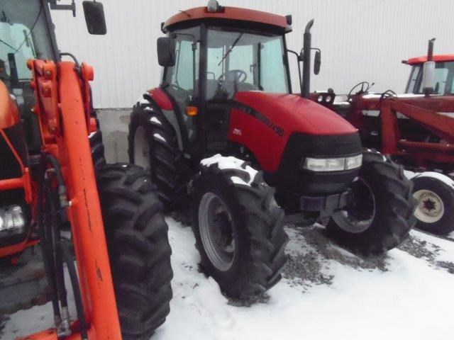 2011 Case IH 95 FARMALL Tractor For Sale