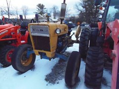 Tractor For Sale Ford C4020E