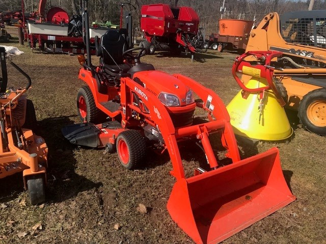2014 Kubota BX2370TV6 Tractor For Sale