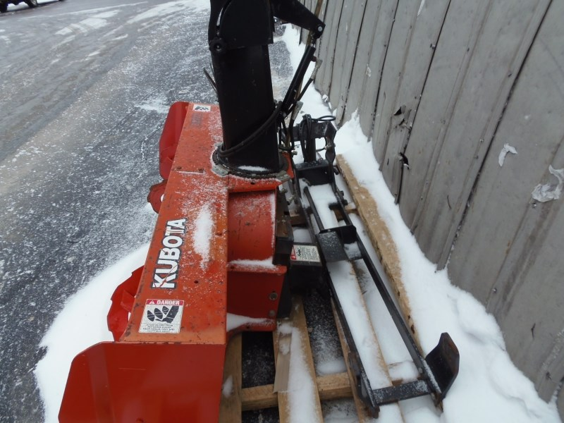 Kubota B2772 Snow Blower For Sale