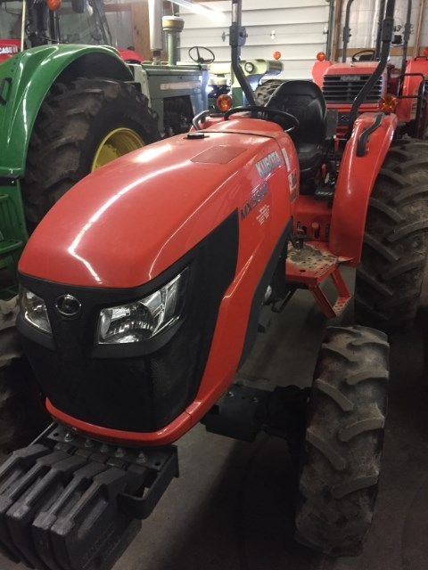 2015 Kubota MX5800HST Tractor For Sale