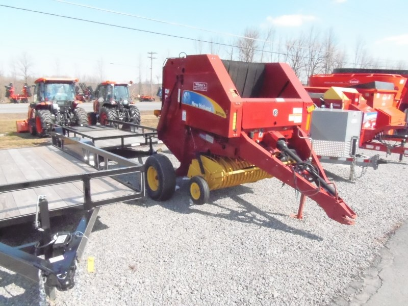 2014 New Holland BR7050 Baler-Round For Sale