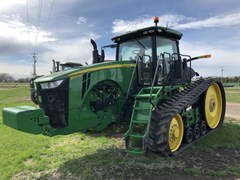 Tractor For Sale 2018 John Deere 8345RT , 345 HP