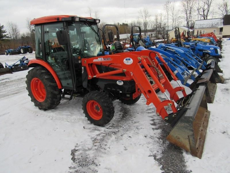 Kioti DK50SEHC Tractor For Sale