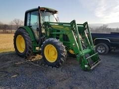 Tractor For Sale 2008 John Deere 6430 , 120 HP