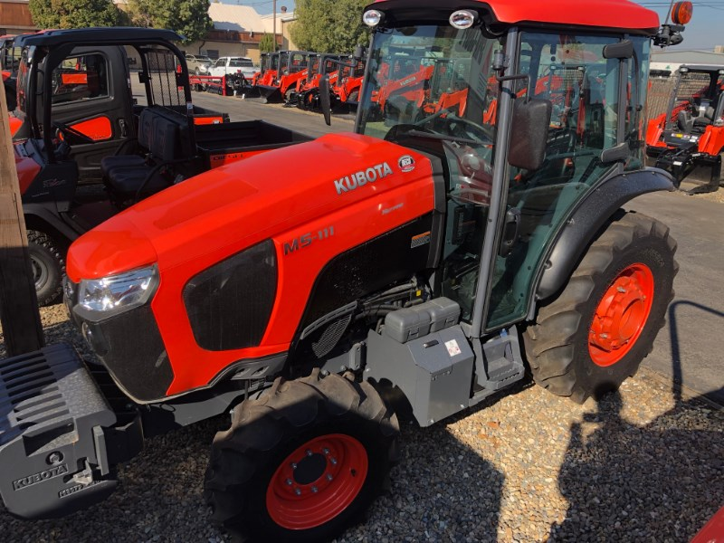 2019 Kubota M5111HD12 Tractor For Sale